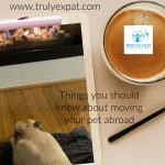 Moving your pet abroad