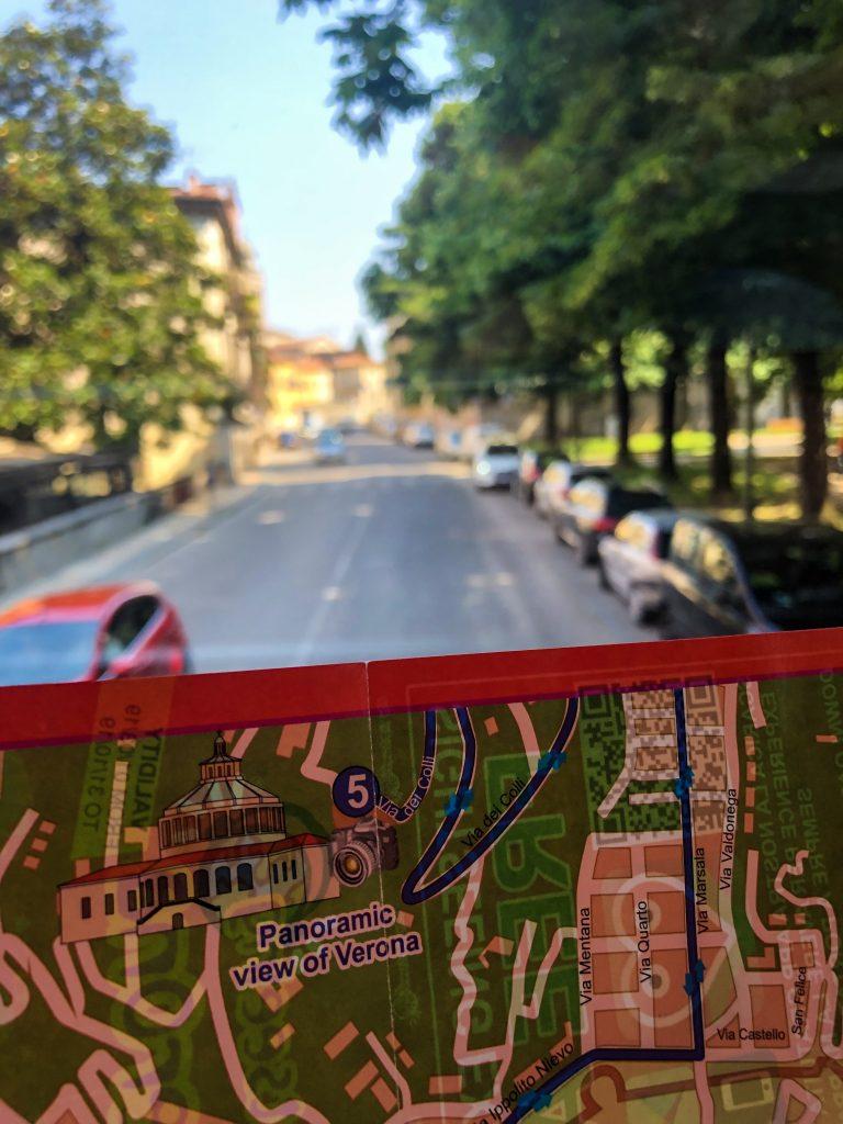 city sightseeing verona