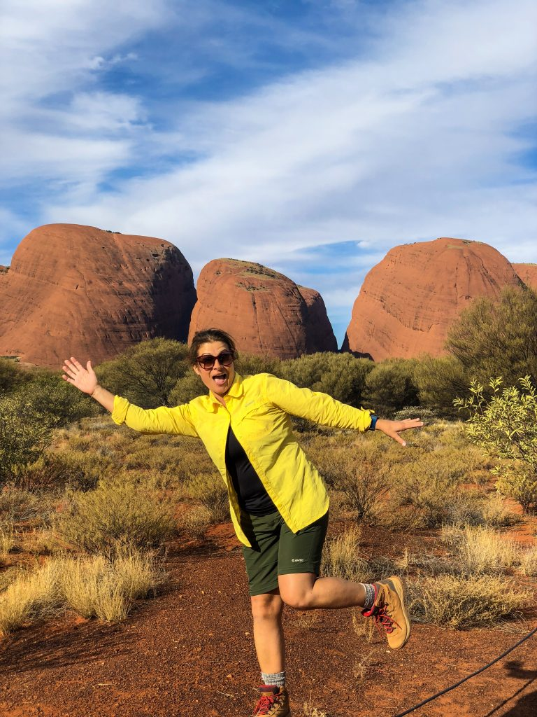 KATA TJUTA Uluru in 1 day