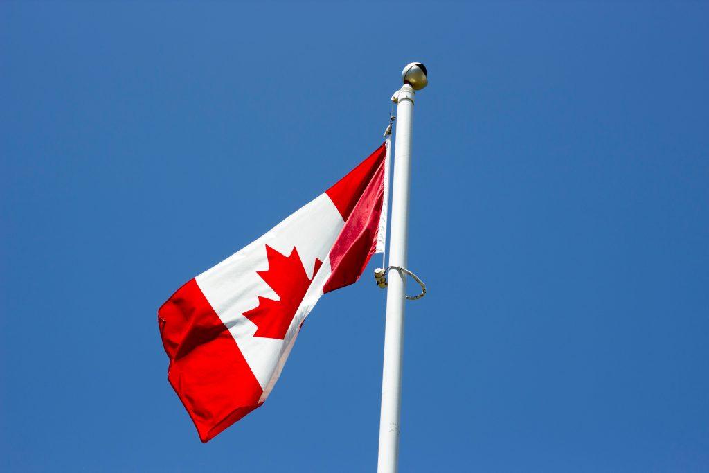 canadian flag'