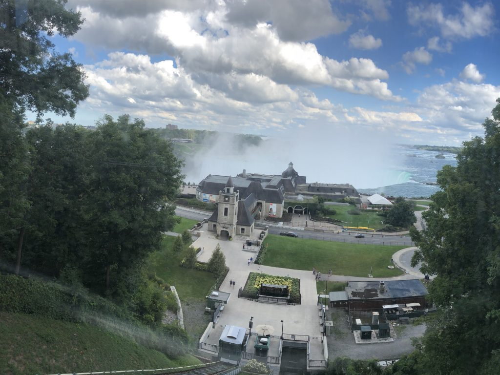 falls incline railway Niagara Falls