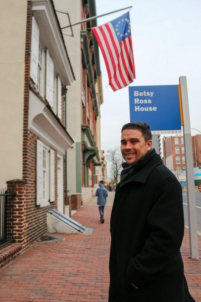 betsy ross house Philadelphia in 1 day