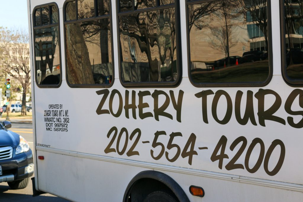 zohery tours Washington D.C