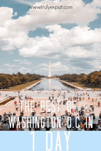 the best of washington dc