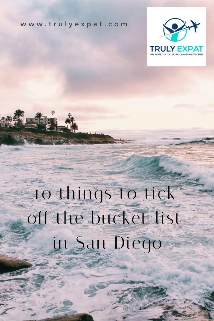 10 things to tick off the bucket list in San Diego