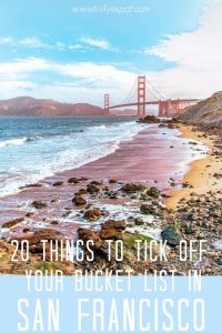 20 things to tick off your bucket list in san francisco