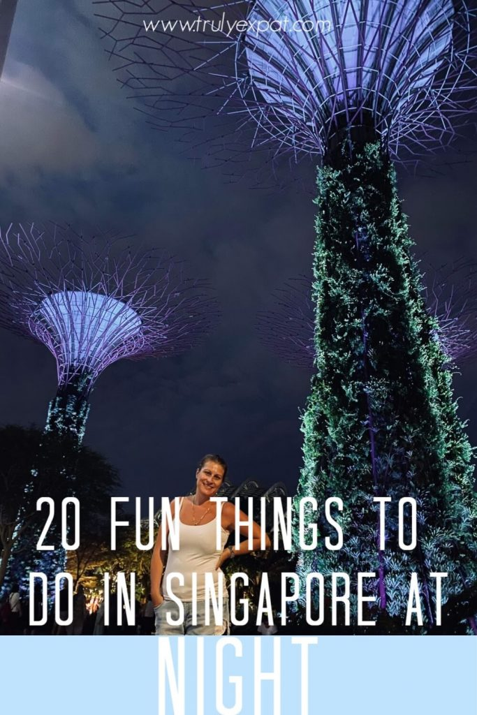 20. fun things to do in singapore at night