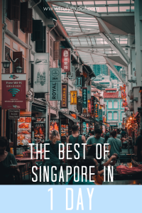 the best of singapore in 1 day