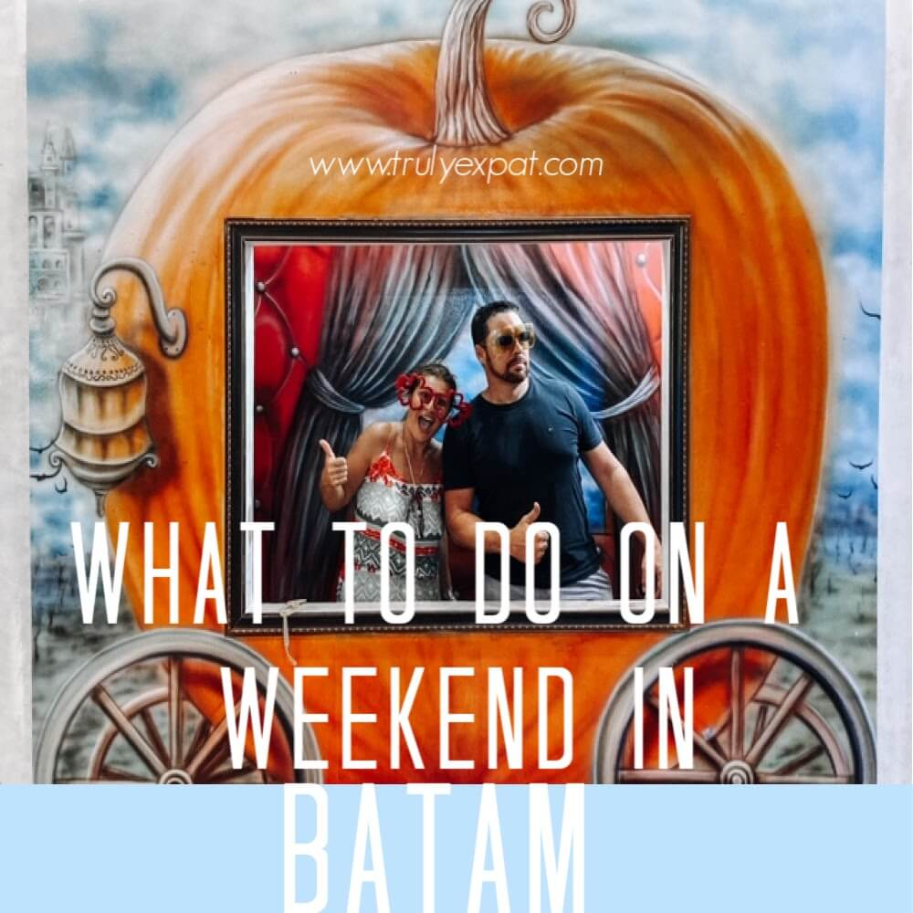 What to do in batam for the weekend