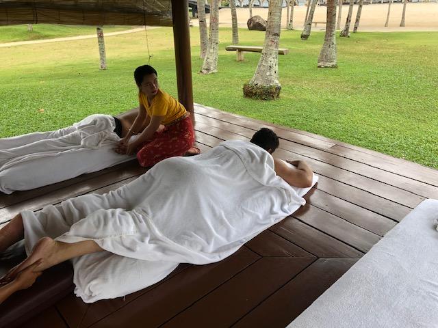 Massages on Bintan Island