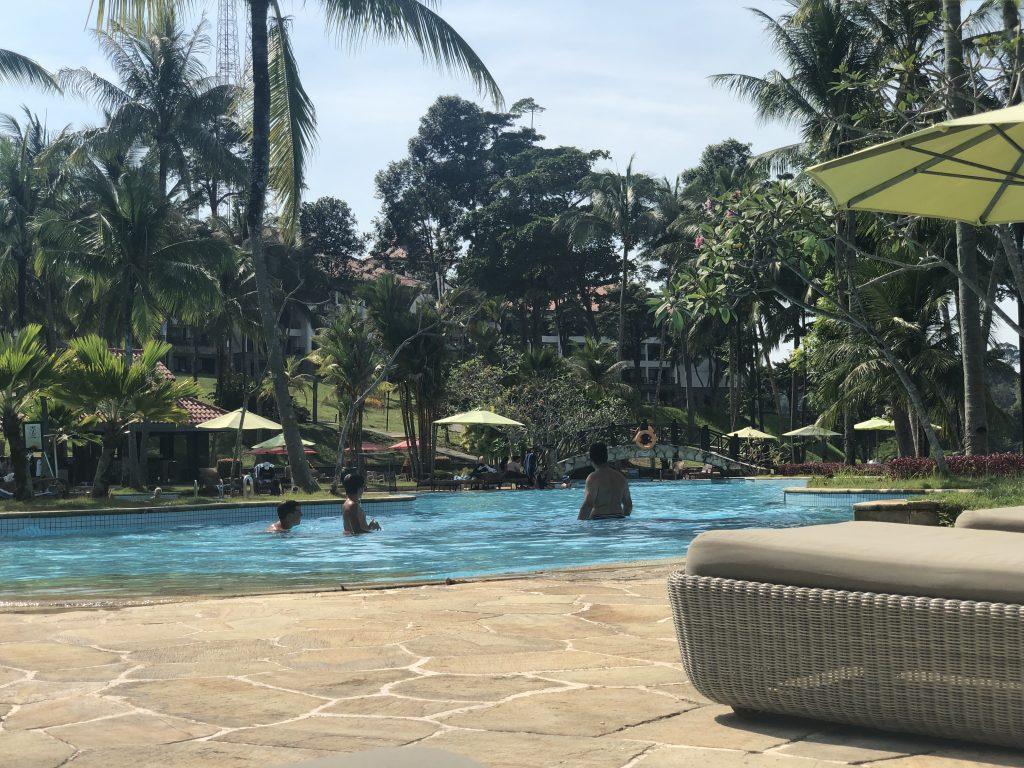 Bintan Lagoon Resort pool