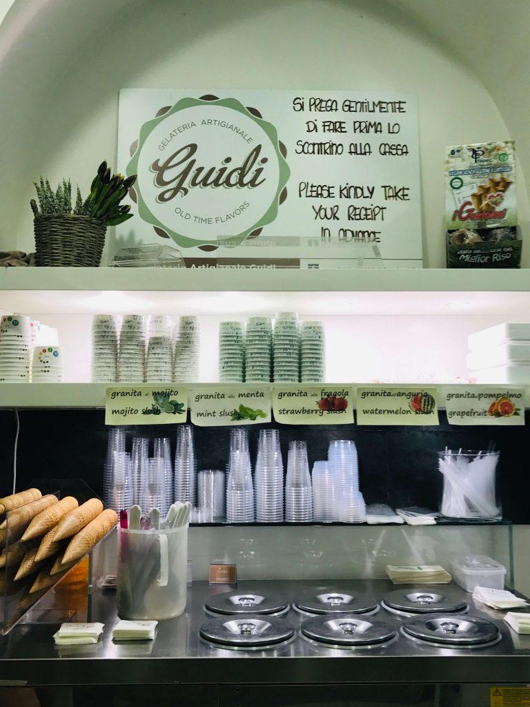 guidi ice-cream