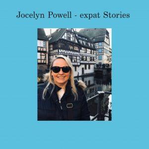 Jocelyn Powell expat stories