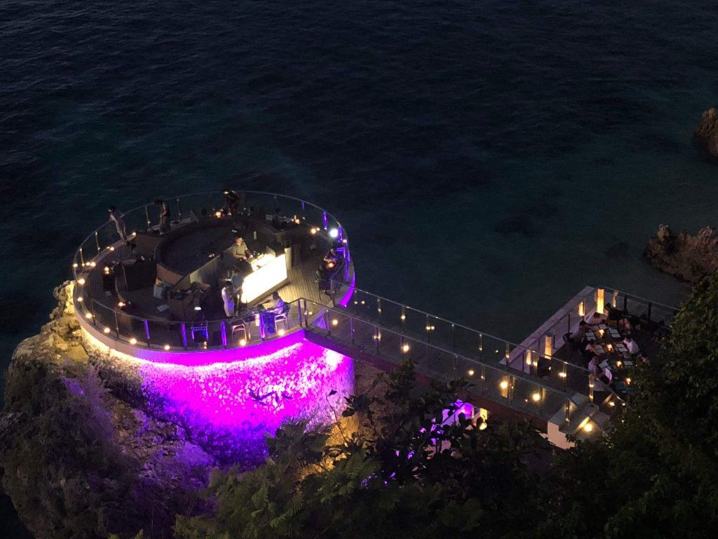 Rock Bar Bali
