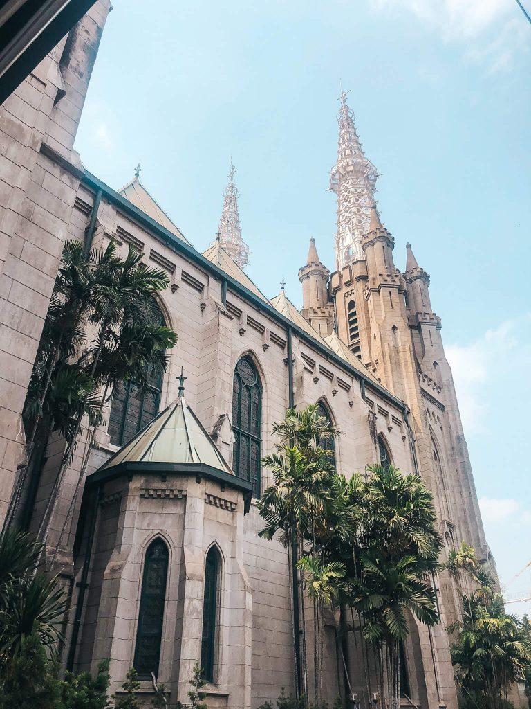 GOTHIC CHURCH JAKARTA