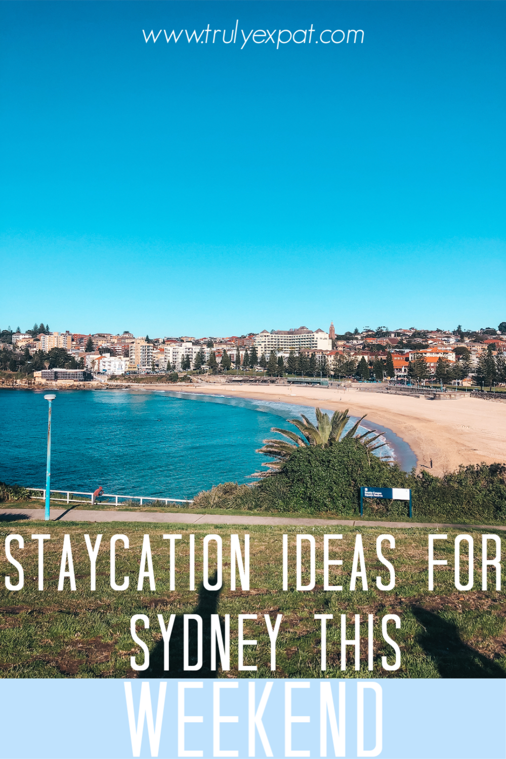 staycation destinations for. sydney this weekend