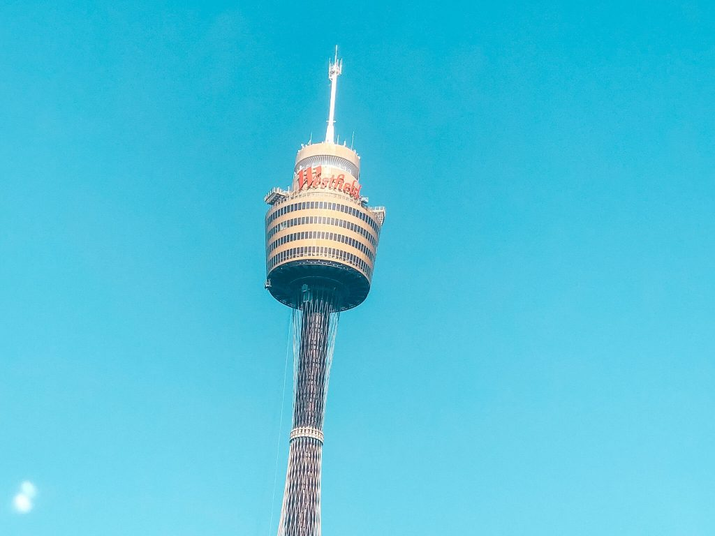 sydney tower weekend away