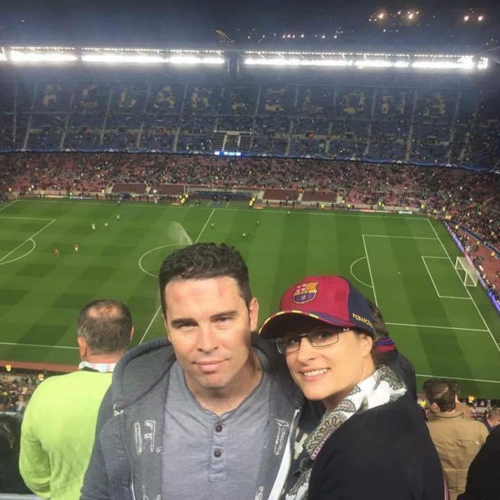 Barca football game