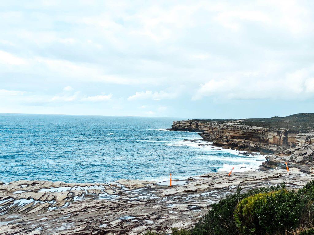 national park coastal walk