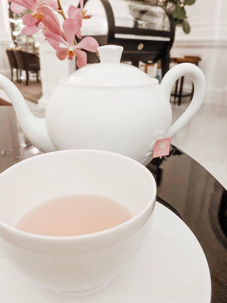 singapore sling tea