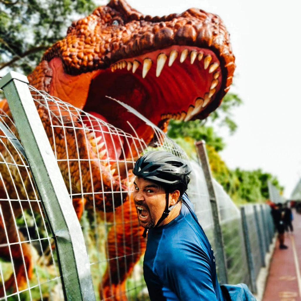 Jurassic mile singapore
