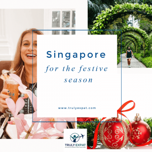 singapore for the festive season