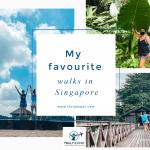 my favourite walks in singapore