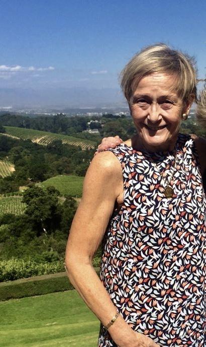 Ingrid Tatham expat stories