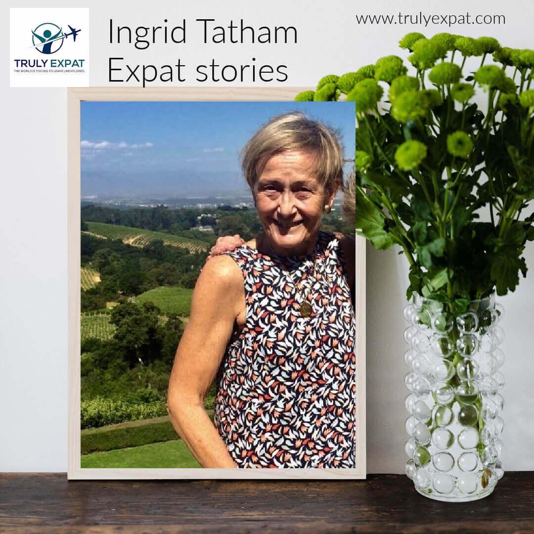 Ingrid Tatham