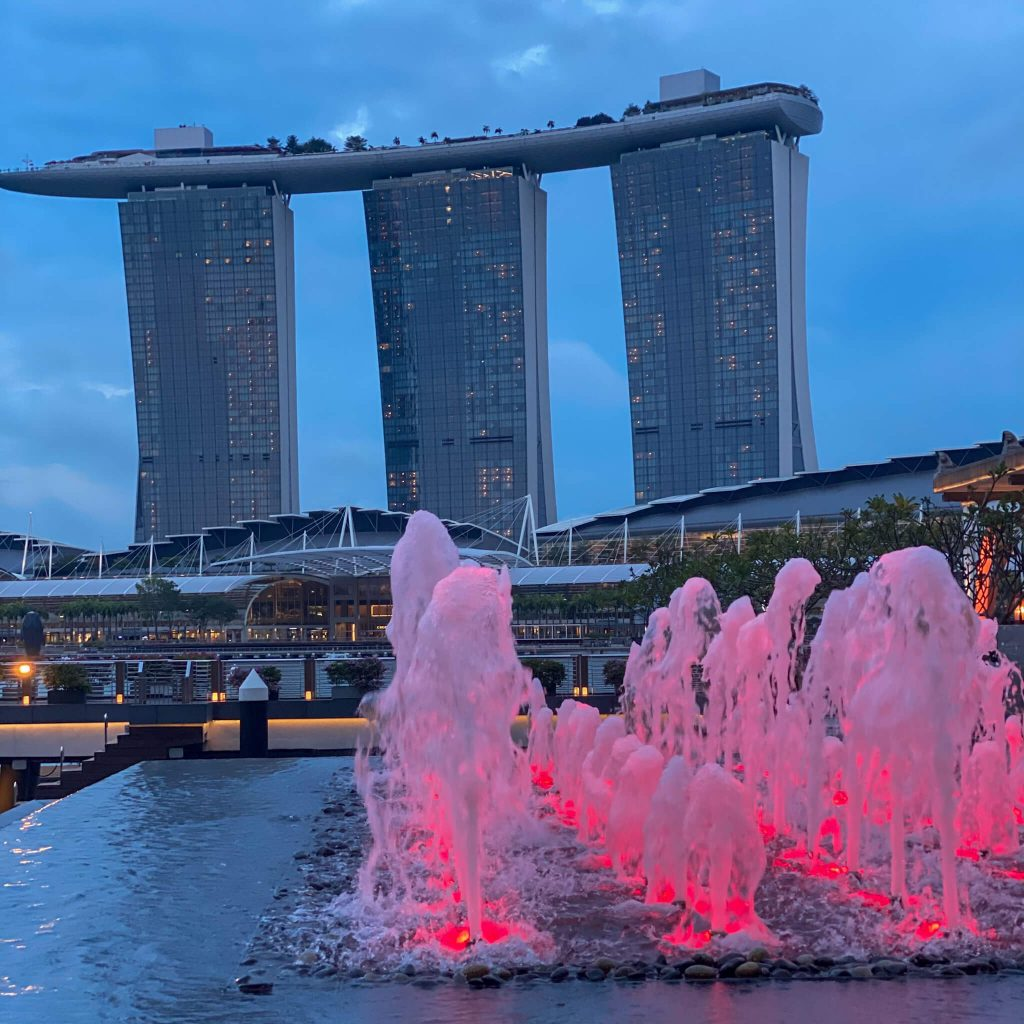 Singapore Staycations 2021