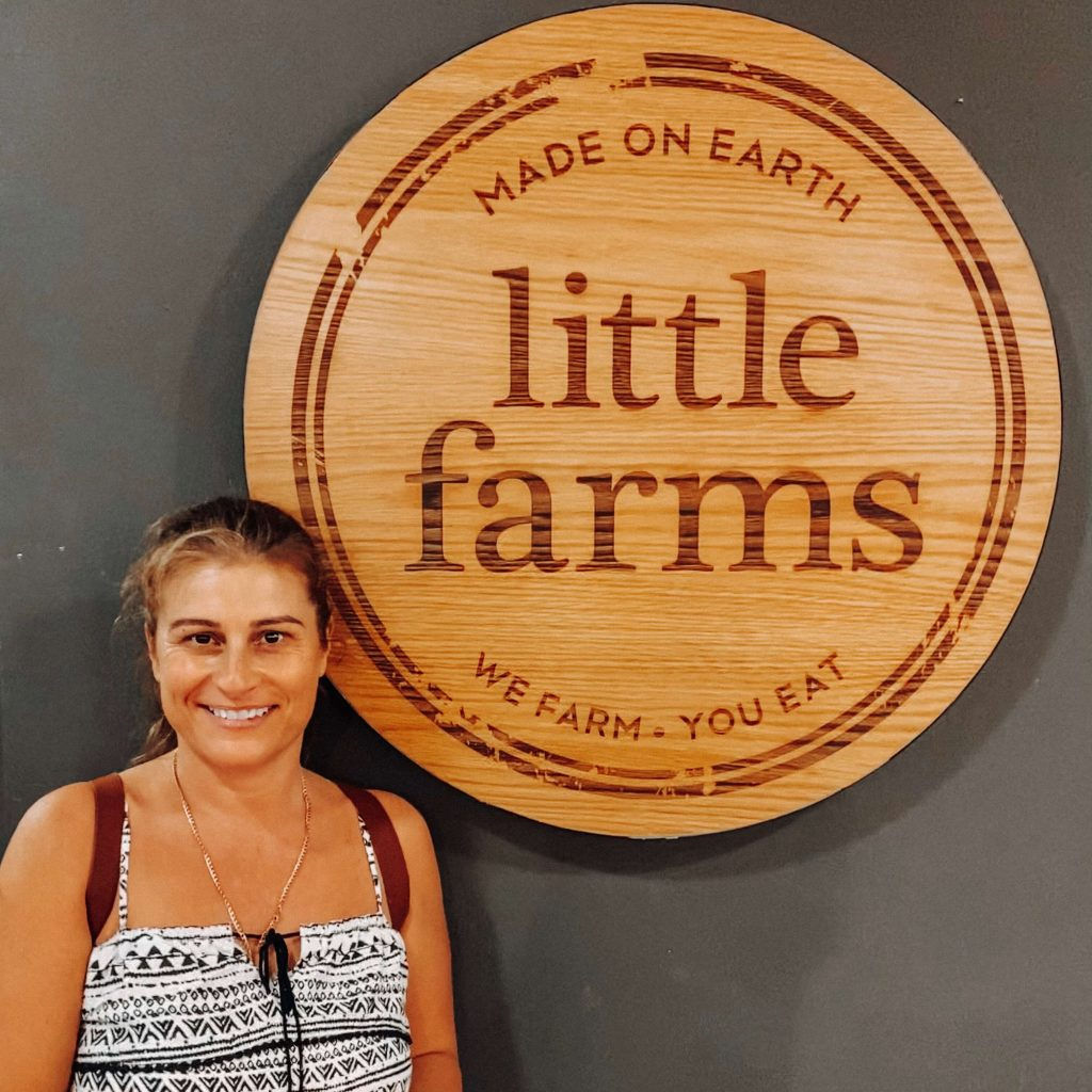 Little farms healthy eating