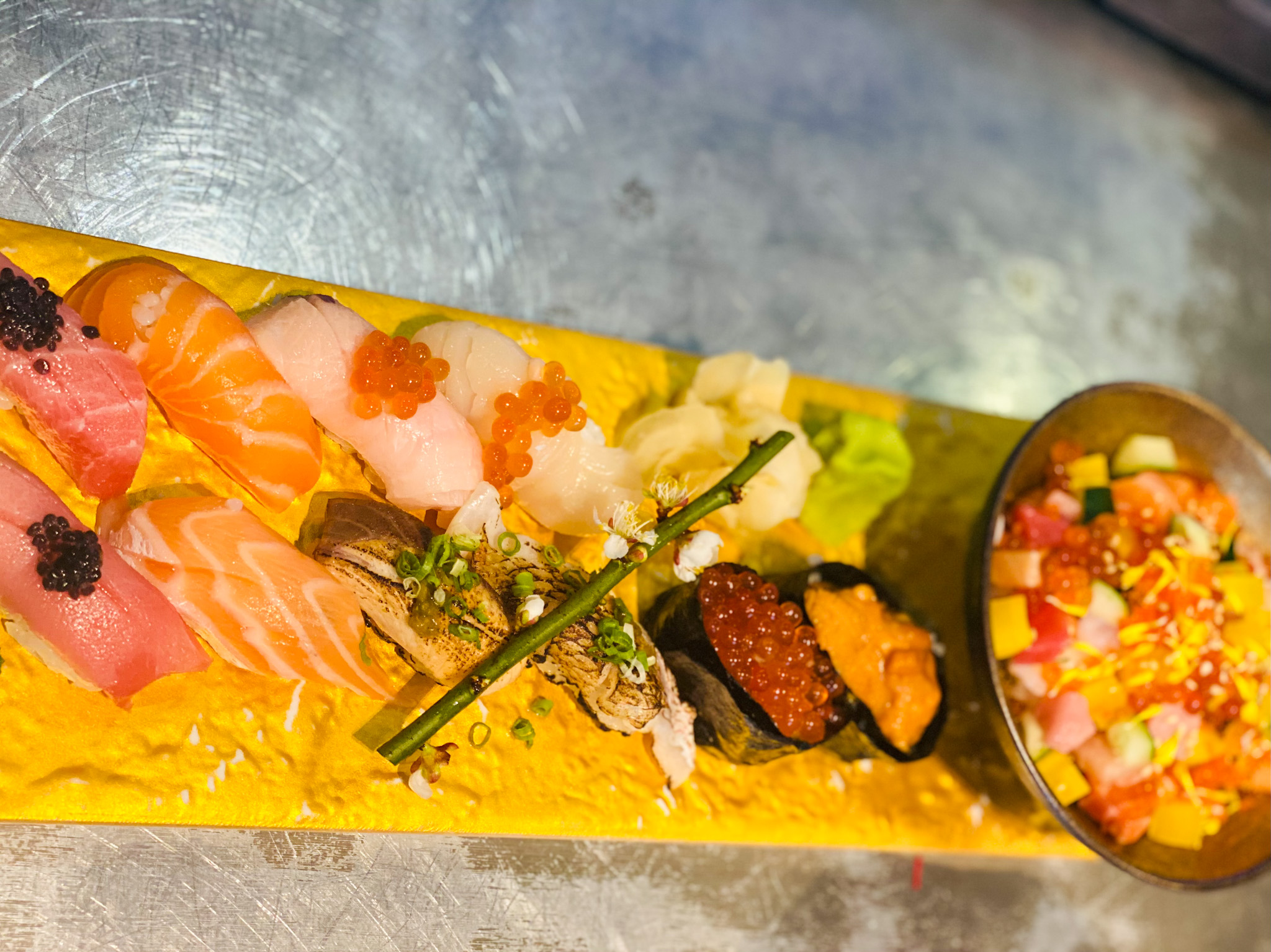 The Sushi Airways