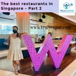 The best restaurants in singapore