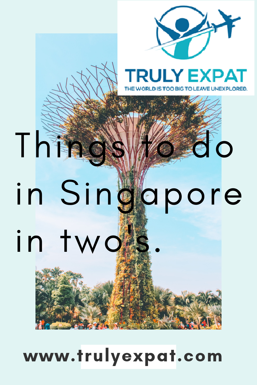 Things to do in Singapore in groups of two