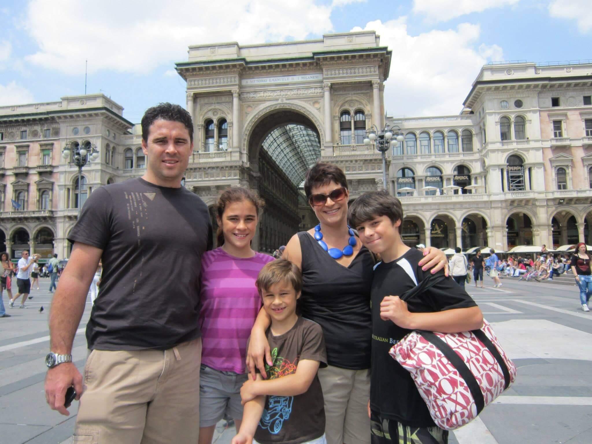 Duomo Milano northern Italy