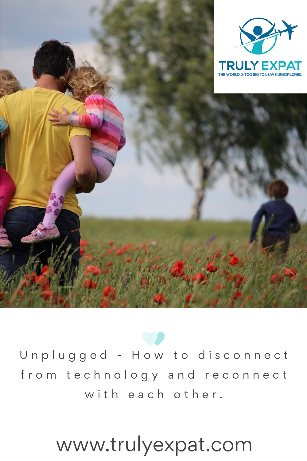 unplugged how to disconnect from technology